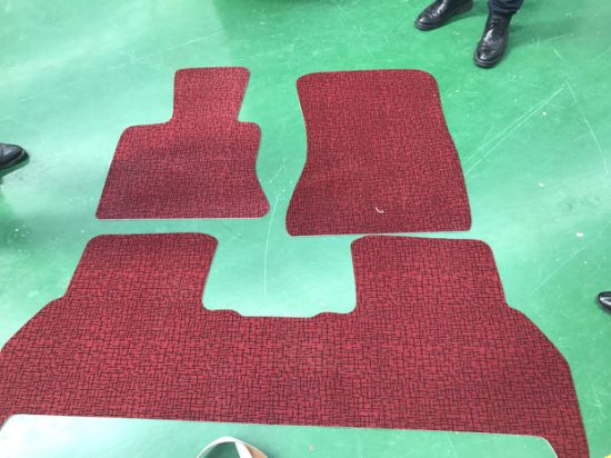 Car Foot Pad Cutting Equipment with High Precision