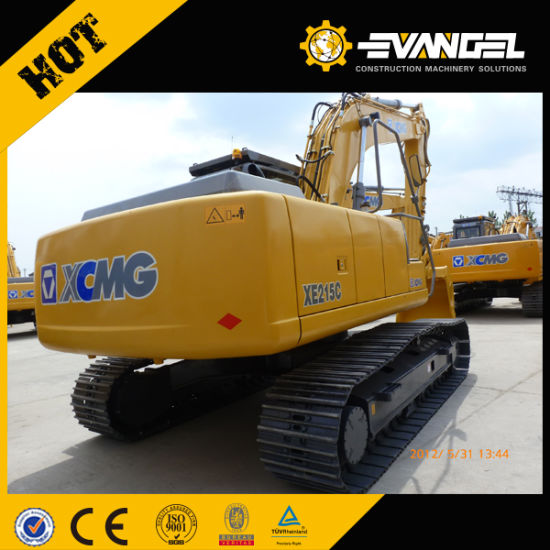 Hot Sale Xe700 70ton Large Crawler Excavator pictures & photos