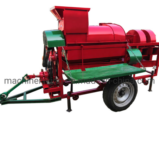 Multifunction Commercial Large Rice Sheller Machines/Multi Crop Thresher Price
