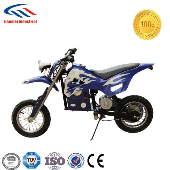 Hot Selling 350W Mini Electrical Motorcycle with 24V Acid Lead Battery pictures & photos
