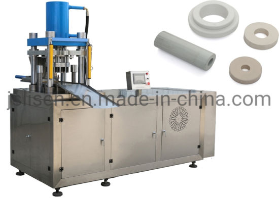 Single Punch Powder Forming Machine, Ceramic Powder Compacting Tablet Press, Tablet Press Machine for Industrial Parts, Block Machinery