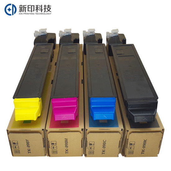 Tk 895/897/898/899 Compatible Toner Cartridge for Kyocera Fs 8025mfp/8030mfp/205/255/206/256
