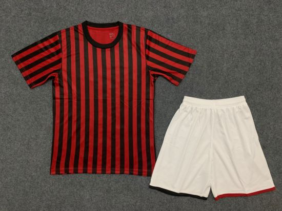 2019 2020 Season Ac Milan Away White Soccer Jersey China Soccer Jersey And T Shirt Price Made In China Com