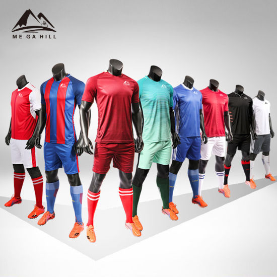 db2c8e96d Custom New Model American Football Soccer Shirt Uniform Jerseys ...