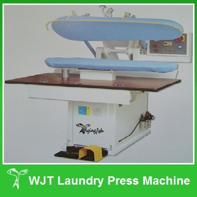 Garment Automatic Pressing Machine, Garment Multifunction Presser pictures & photos