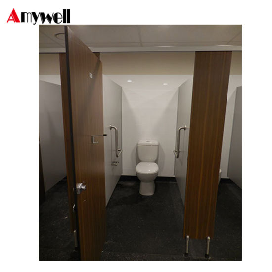 China Amywell Durable Solid Waterproof Compact Laminate HPL Phenolic - Laminate bathroom partitions