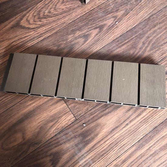 Building Materials WPC Wood Plastic Composite Wall Panels