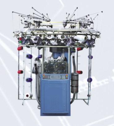Computerized Seamless Underwear Knitting Machine Loom Jacquard Machine