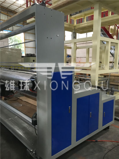 Double Automatic Friction Winder for Film Blowing Machine pictures & photos