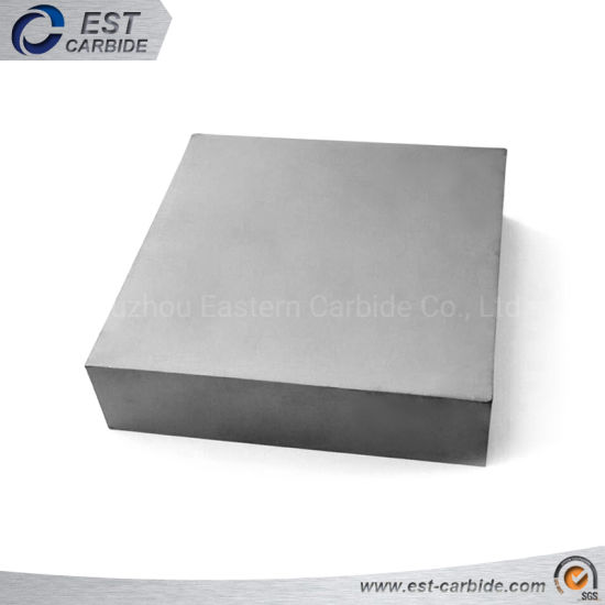 Factory Supplier Tungsten Carbide Squared Plates