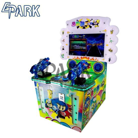 Arcade Coin Operated Laser Gun Shooting Amusement Game Machine