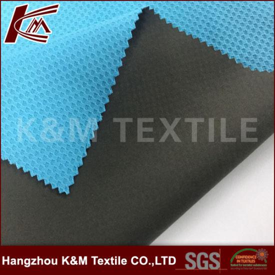 30d Garment Fabric Knitted Softshell Jacquard Fabric
