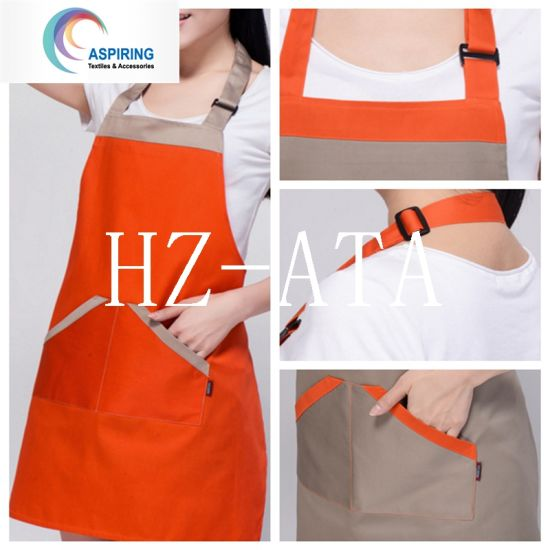 Restaurant Uniform Apron/Chef Uniform Apron pictures & photos