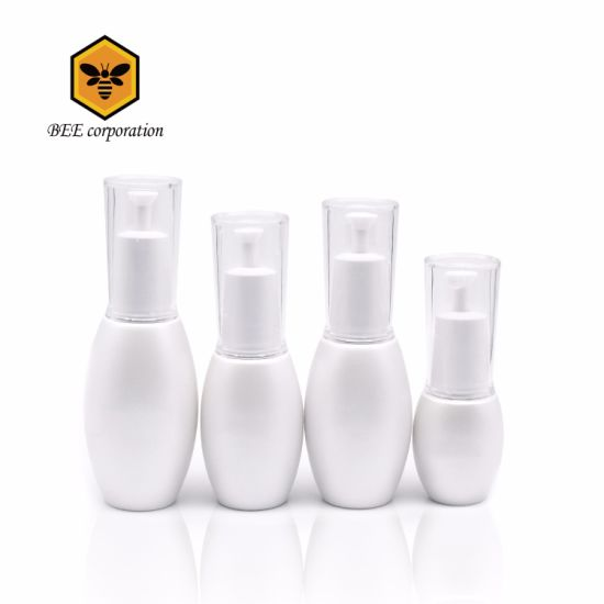 Bowling Shaped Plastic Bottle PETG Cosmetic Bottle (BT-P-40) pictures & photos