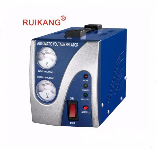 China 220V AC Single Phase Digital/Meter Display Household Automatic ...