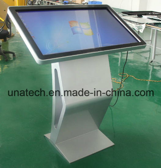 Information Kiosk 49, 55, 65inch Monitor Digital Display Infrared TV Video Indoor LED LCD Touch Screen