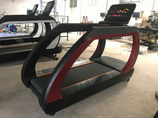 Lzx Brand Heavy Duty Commercial Gym Equipment Running Machine