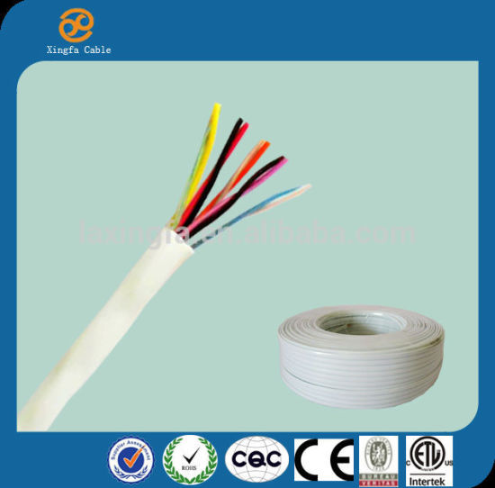 Indoor Telephone Cable with ISO CE RoHS Sample Free pictures & photos