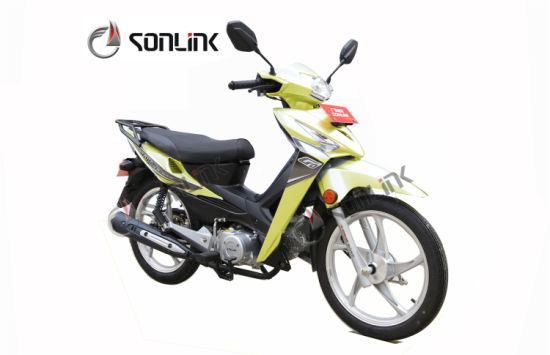 100/110cc Cub Alloy Wheel One or Double Clutches Cub-Type (SL110-B)