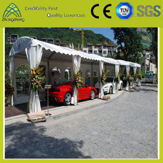 Aluminum Frame Canopy Marquee Family PVC Tent