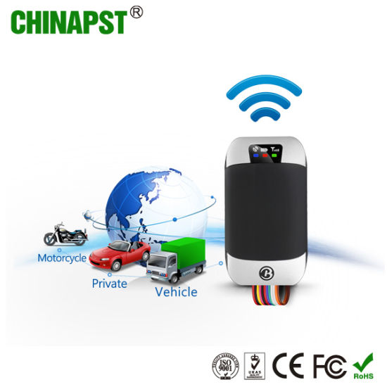 Real Time Tracking Vehicle, Motorcycle, Car GPS Tracking Device (PST-VT303F)