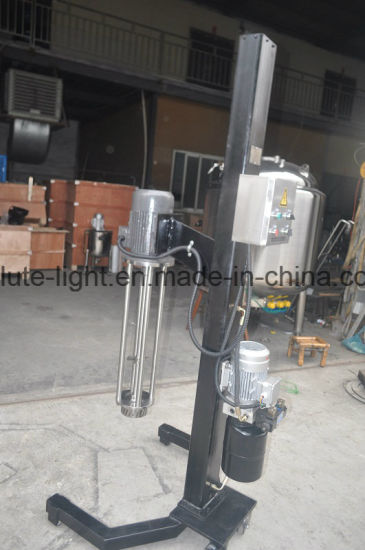 Sanitary Stainless Steel Hydraulic Lift Emulsifier pictures & photos