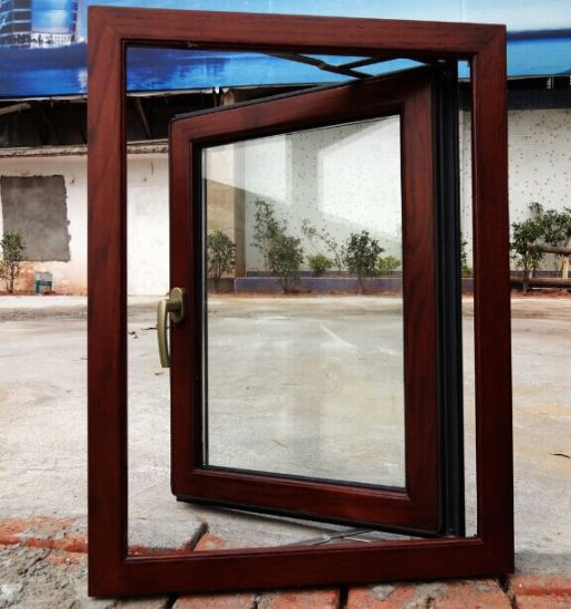 China Aluminum Window with Frame for Ghana - China ...