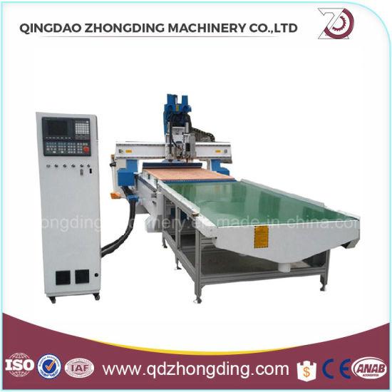 China Automatic Digital Wood Processing Machine China Wood Cnc