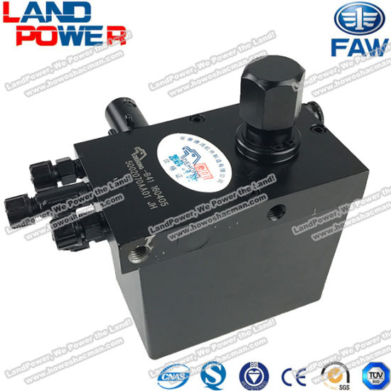 FAW Auto Parts with SGS Certification and Competive Price 5002070AA01 Hydraulic Pump