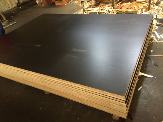 Furniture Grade E1 Glue Wood Melamine MDF