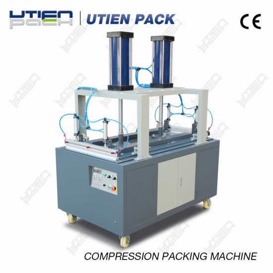 Two Cylinders Working Compress Vacuum Packaging Machine (YS-700/2)