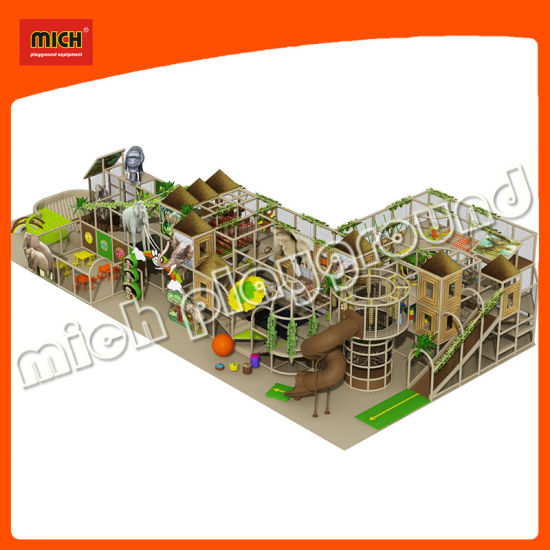 China Commercial Fiberglass Indoor Playground Equipment for Home ...