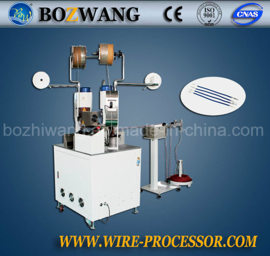 China Automatic Wire Crimping Machine/ Wire/Cable Terminating ...