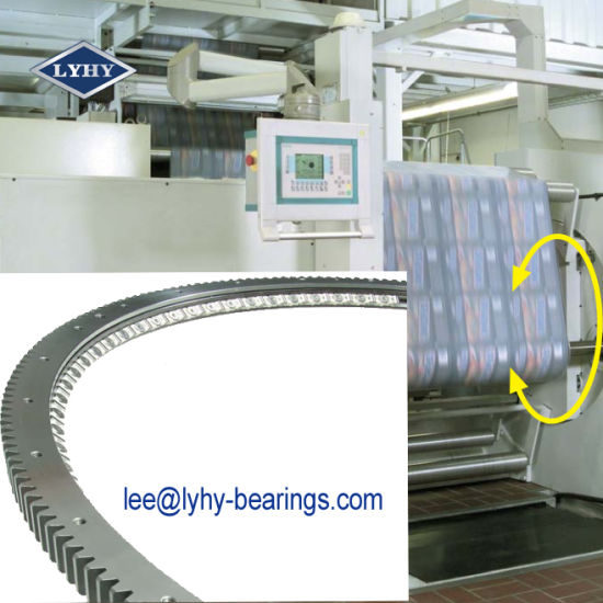 Slewing Bearings for Painting Equipment (134.40.1400)