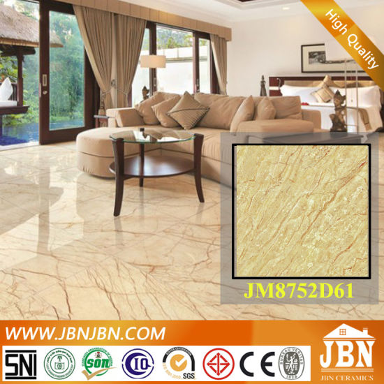 China Good Quality Cheap Marble Look Like Floor Tile Jm8752d61