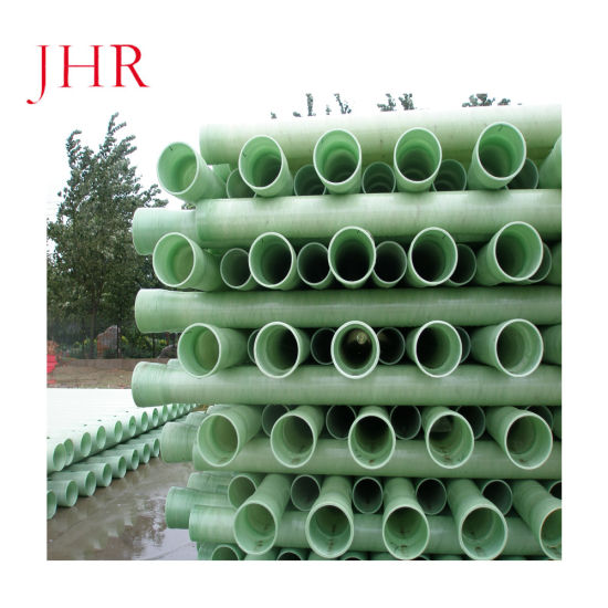FRP Pipe Price Sewage Pipe Gas Pipe pictures & photos