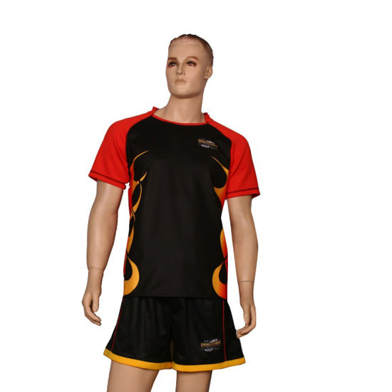 82cce66acc3 Wholesale Custom Rugby Jersey Design Your Own Rugby Uniform pictures &  photos