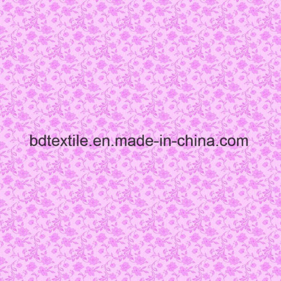 Home Textile Mattress Cheap Fabric 100% Polyester Pigment Printing