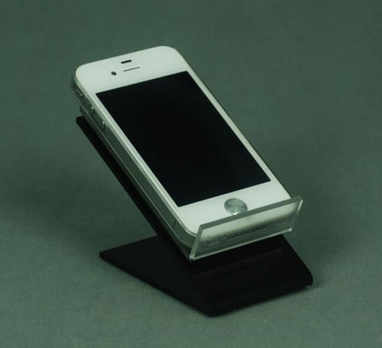 Acrylic Lid Base Cell Phone Display Box pictures & photos