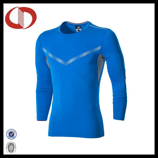 Wholesale Long Sleeve Men′s Compression Shirts From China pictures & photos
