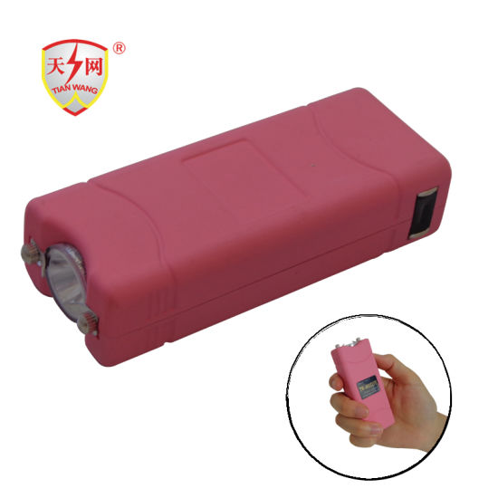 2015 Hot Mini Colorful Electric Torch Stun Guns for Us Market -Pink (TW-801) pictures & photos
