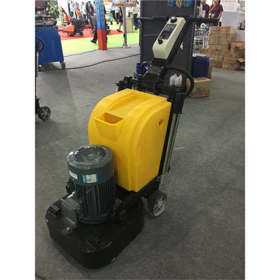 easy way to diamabrush grinding with grinder concrete the how grind a all rental floor garage floors