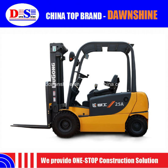 AC Electric Forklift Clg2025A-S Liugong 2.5 Ton Mini Forklift Price pictures & photos