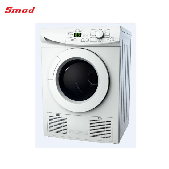 6kg Freestanding Tumble Clothes Dryer with Stainless Steel Drum pictures & photos
