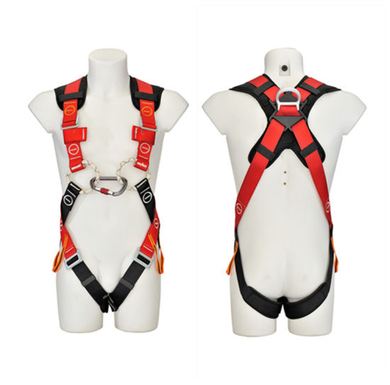 Safety & Full Body Harness Safety Belt Work Harness pictures & photos