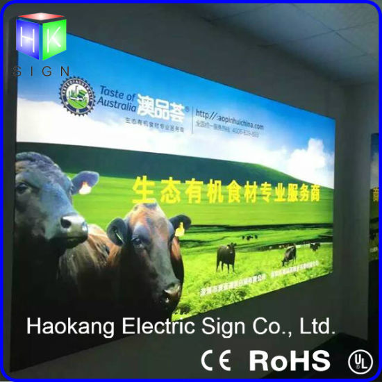 Outdoor Waterproof Picture Frame Advertising Billboard pictures & photos