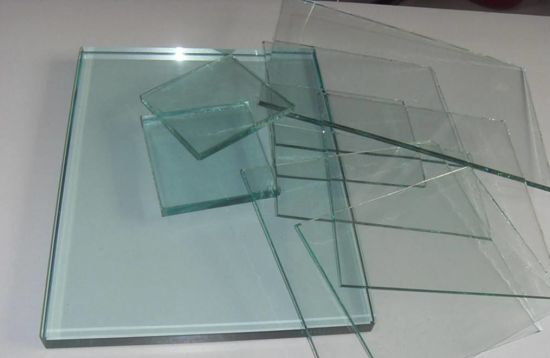 2mm 3.2mm 4mm Low Iron Ultra/Extra Clear Float Glass