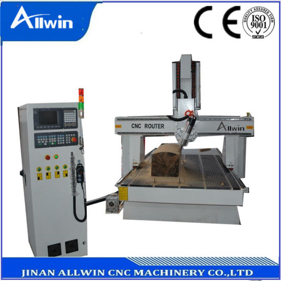 1325 Rotated Spindle 4axis CNC Router Spindle Rotating Swing 180 Degree