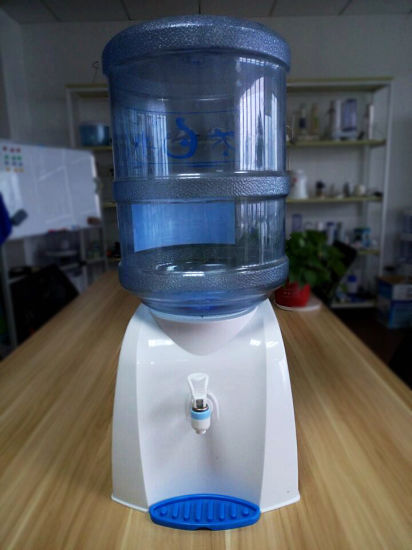 5 Gallon Manual Normal Water Dispenser Mini pictures & photos