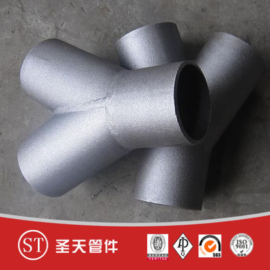 Stainless Steel Tee/Butt Welded Pipe Tee pictures & photos